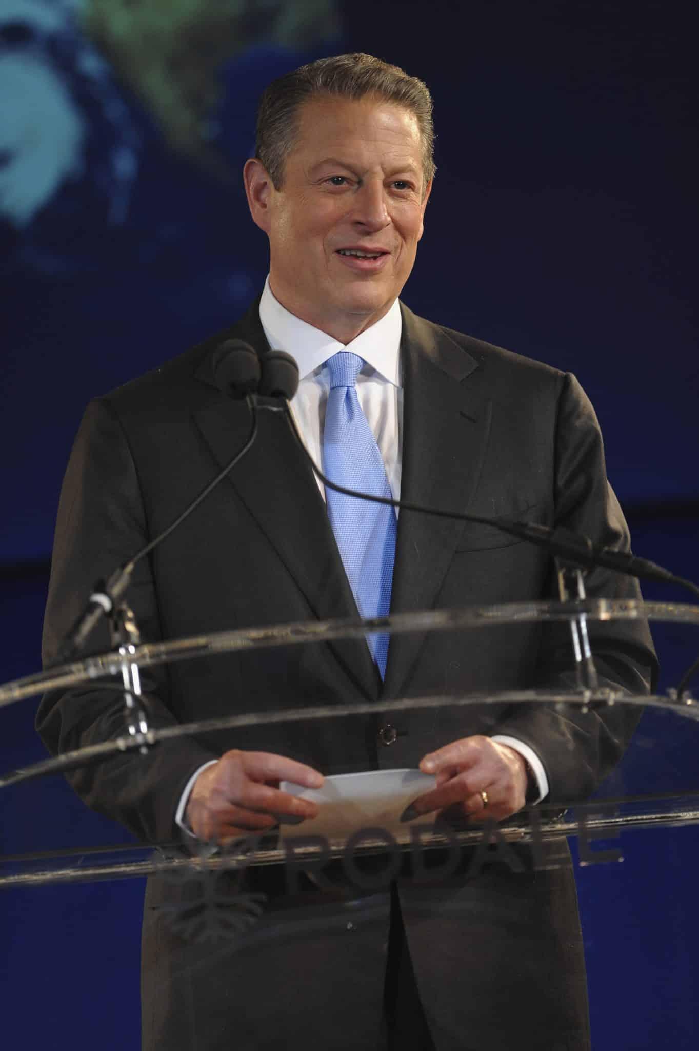 Al Gore: America's Dudley Do-Right