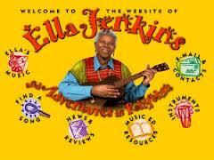 Ella Jenkins website