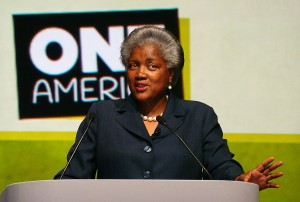 Donna Brazile at Points of Life Conference