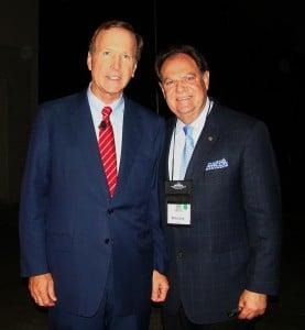 Neil Bush and Jack 6-18-2013