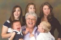 Elaine K Williams, author The Sacred Work of Grandparents Raising Grandchildren