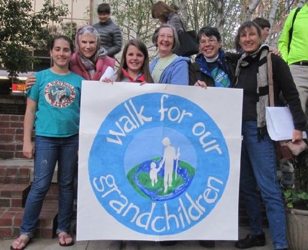 Have Grandkids? Participate in Walk for Our Grandchildren