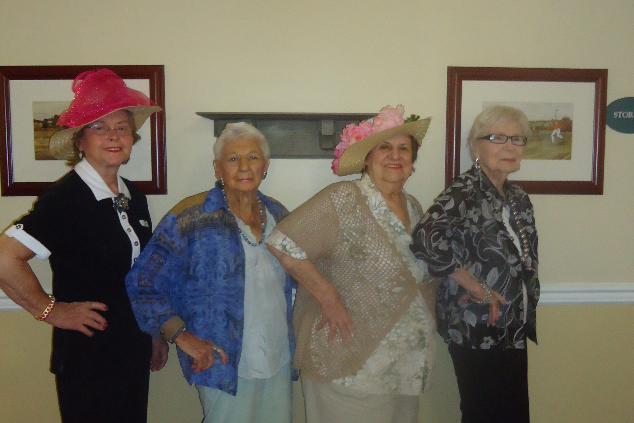 Get a Gander at These Gorgeous Grandmas