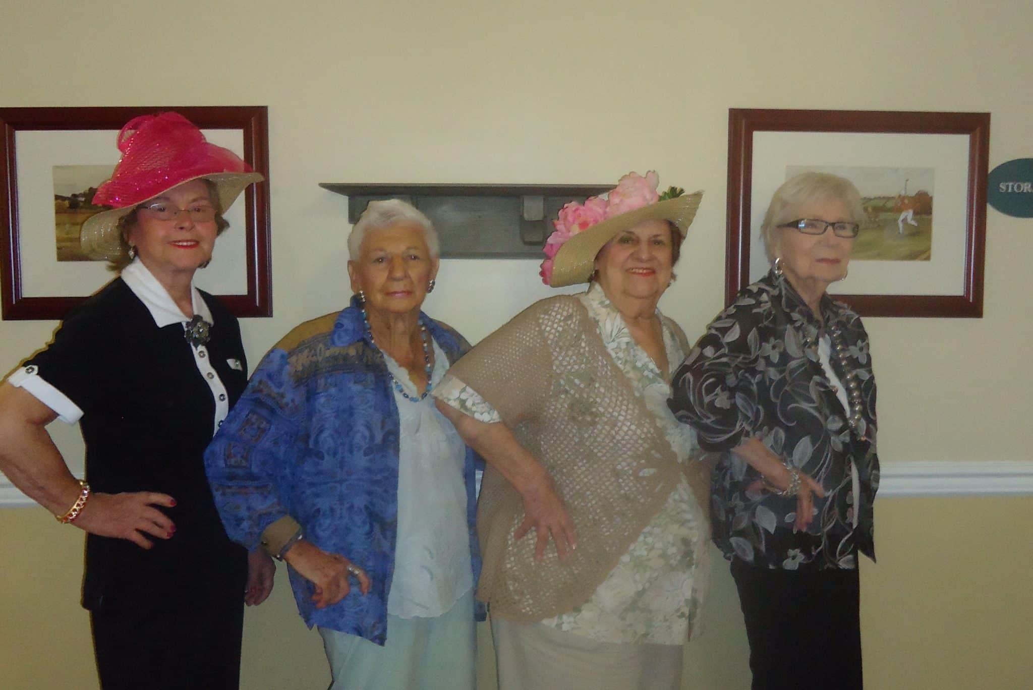 Get a Gander at These Gorgeous Grandmas