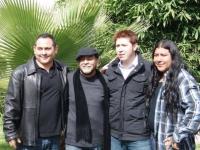 Miguel & sons Miguel Jr., Leonardo, Jose'