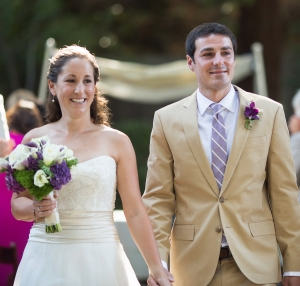 Josh and Natalie - Just Married