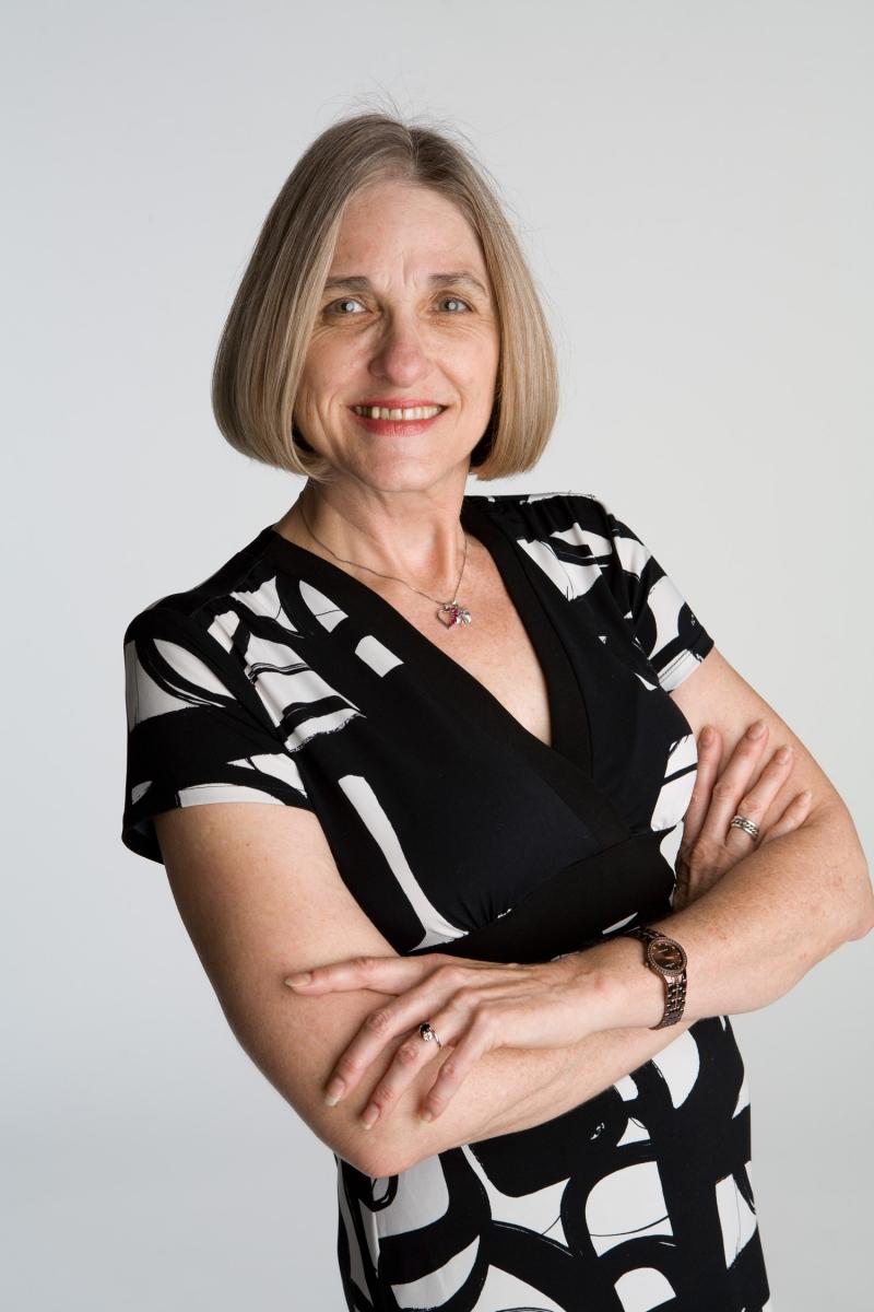 Welcome Grandmom, Eileen Bostwick: GRAND Ambassador for California