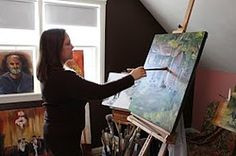 Janet Harrold, extraordinary grandparent, artist, and advocate for kids with special needs