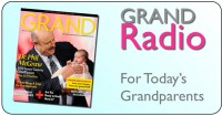 GRAND Magazine Radio featuring, grandfather, Dr. Phil McGraw with his grandchild