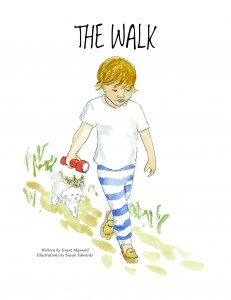 The Walk: A storybook to help children fall asleep