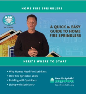 Home Fire Sprinkler Coalition Will Help You Keep Your Home Safe for Your Grandkids