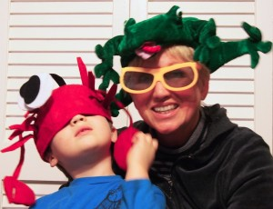Remy Agee, writer for GRAND Magazine knows how to make Grandparenting fun. Create a digital slideshow of family photos.