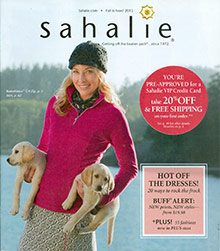 GRAND Fitness Quiz Winners Get Prize from Sahalie Catalog
