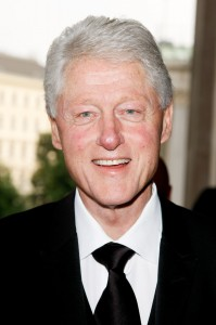 Bill Clinton Raised by Grandparents
