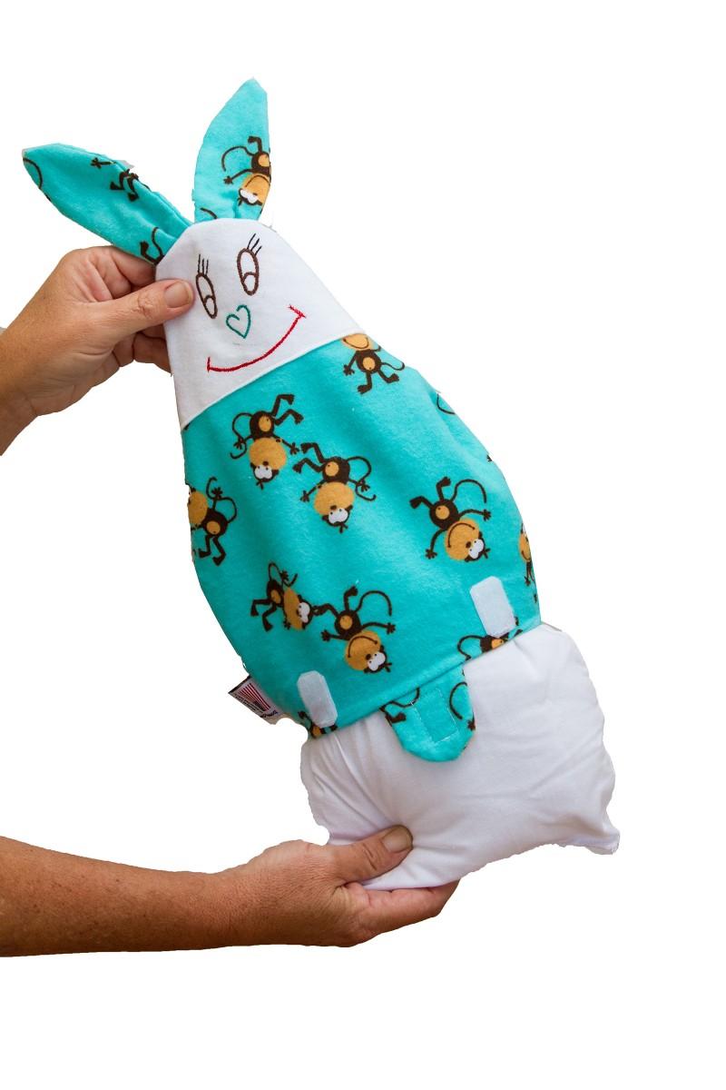 Perfect gift for that new grandbaby - a Bommerscheim Buddie