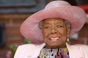 Maya-Angelou raised by her grandparents