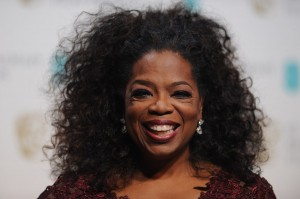 Oprah raised by grandparents