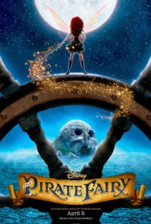 Disney's Got The Pirates  & The Fairies All Rolled Into One Movie