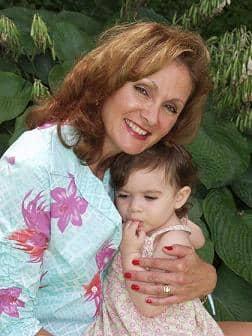 Charmaine Letta Smith, grandmothr seeking grandparent rights