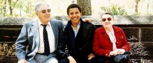 BARACK OBAMA & GRANDPARENTS
