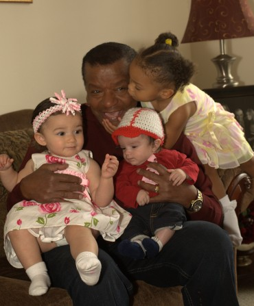 Little Anthony: The Happiest Grandfather Alive