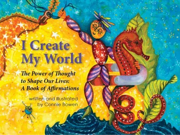 I Create My World: Best Book For Your Grandkids