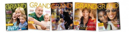 GRAND Magazine is a resource for4 families