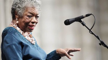 Maya Angelou – We Will All Miss This GRAND Lady