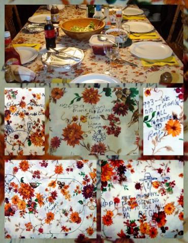Makes Holiday Celebrations Memorable With Grandma's Brag Cloth