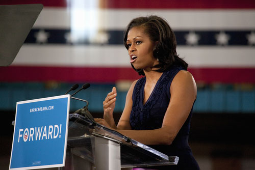 Michelle Obama speaks on racism in families