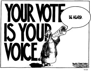 10 Reasons To Vote & Encourage Your Children & G-Kids To Vote Too