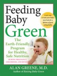 Feeding baby green and protecting your grandchild