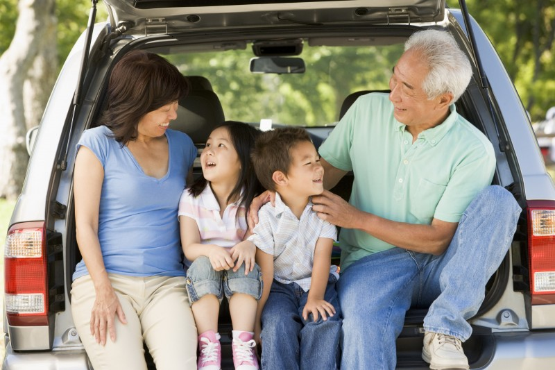 Ask Dr. Karen: Road Trips With the Grandchildren
