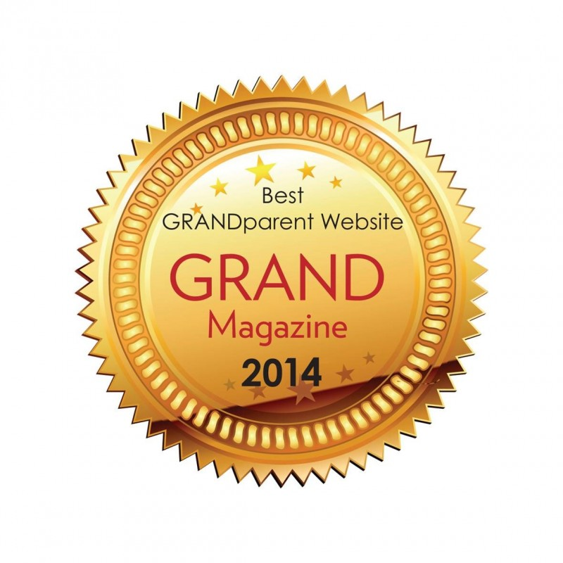 2014 Top Ten Websites for GRANDparents
