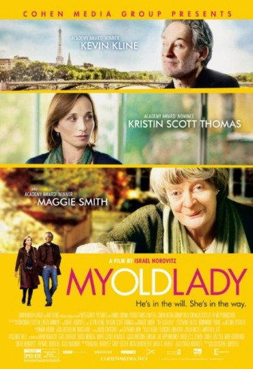 My Old Lady Movie- – Dramedy