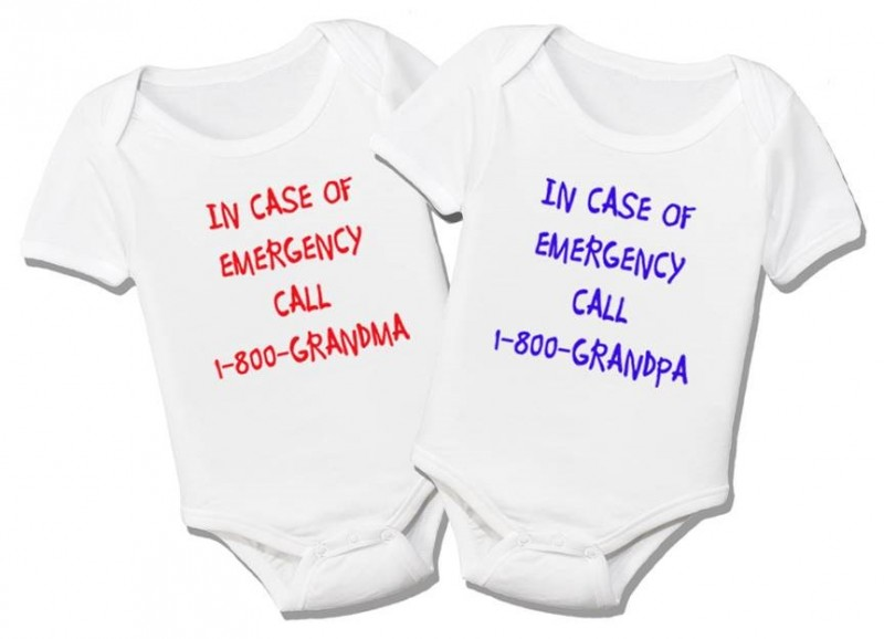 Want An Adorable Gift For New Grandbaby?
