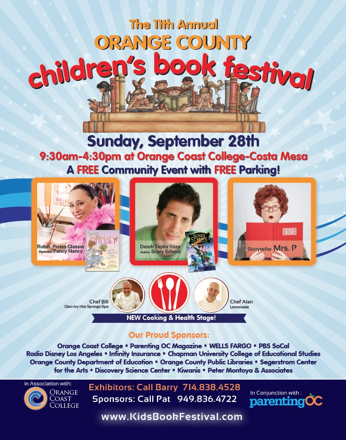 Come To Orange County Children's Book Festival