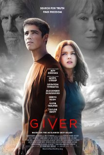 The Giver – A Message Movie for Older Grandkids