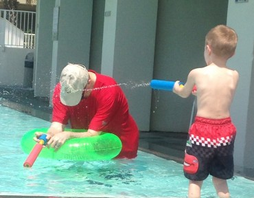 17 Lessons I (re)Learned From My Grandson: