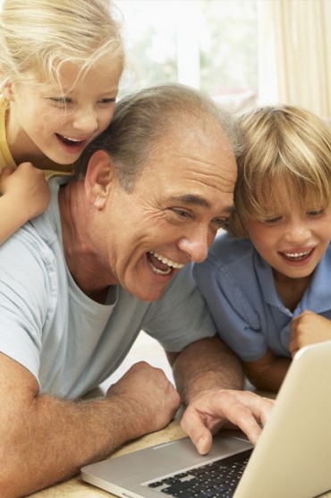 Ideal Screen Time for Grandkids?