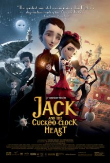 Jack and the Cuckoo Clock Heart – A Wonderful Film, But Not For Lit'l Kids