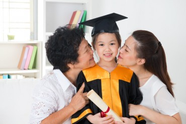 Don't underestimate how much you can help your grandchildren with college