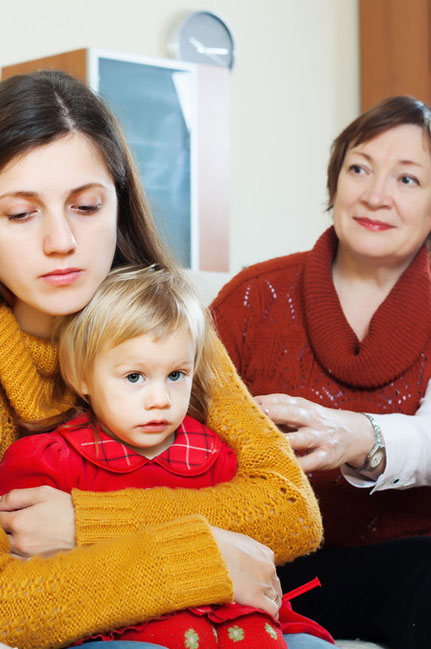 Grandparent Rights: Coping With Helicopter Parents
