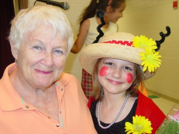 Patricia Sullivan: 2014 GRANDparent of the Year