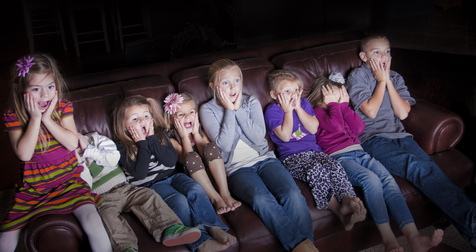 "How GRANDparents Can Protect G-Kids From ""Un"" Family Friendly TV"