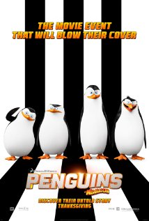 Penguins of Madagascar Will Delight Your G-Kids!