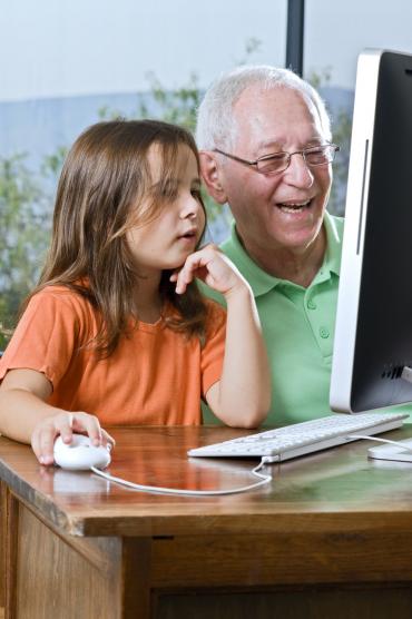 Even Preschool Grandkids Can Teach Us A Few New Tricks