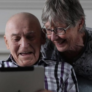 "Cyber Seniors – You're Never Too Old to Get ""Connected."""