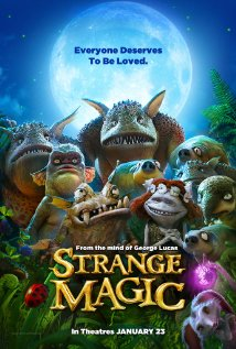 Grandparents Will Love Strange Magic: George Lucas Meets Shakespeare