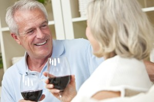 Wine is good for memory